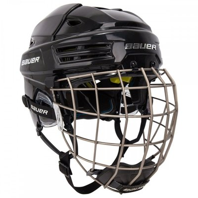 BAUER BAUER RE-AKT 200 HOCKEY HELMET COMBO