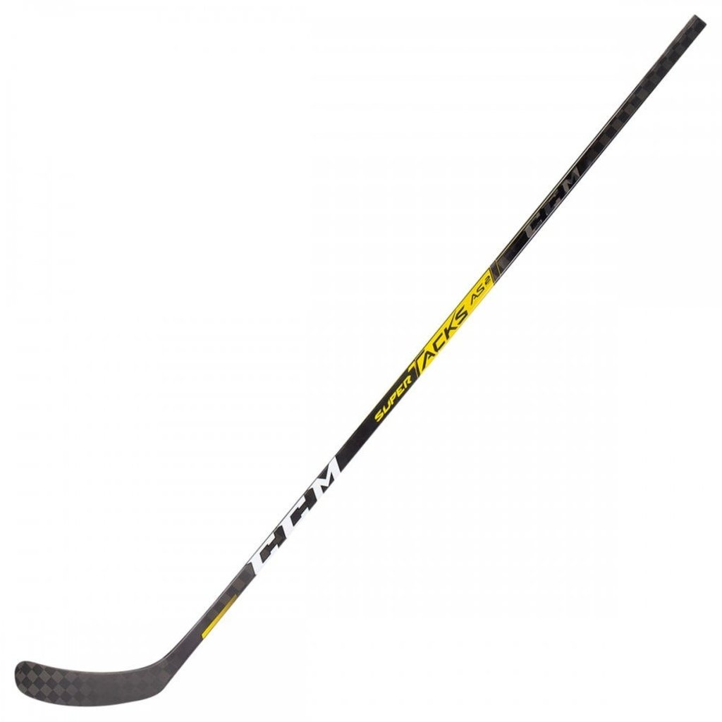 CCM CCM SUPER TACKS AS2 PRO INTERMEDIATE STICK