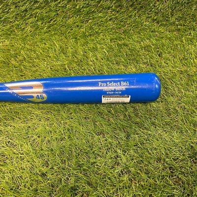B45 B45 PRO SELECT B61 YOUTH BASEBALL BAT