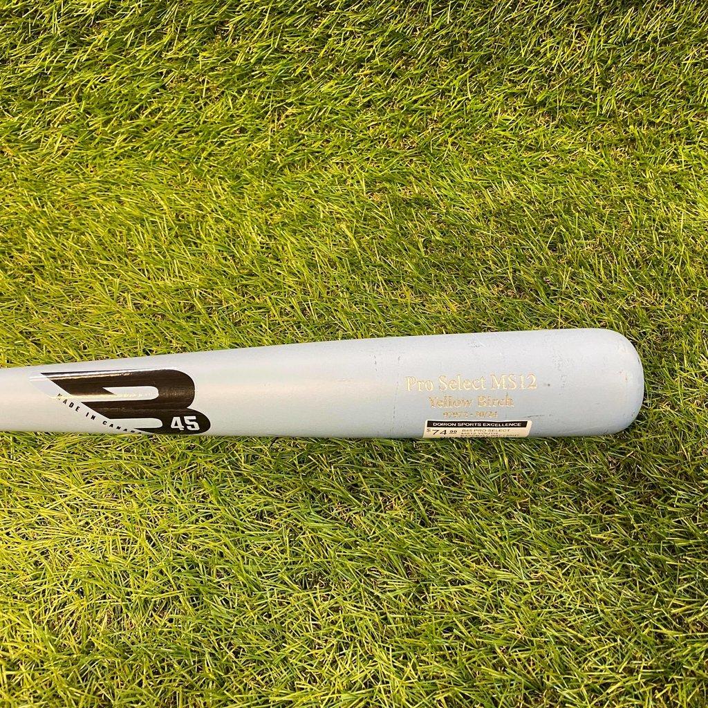 B45 B45 PRO SELECT MS12 YOUTH BASEBALL BAT