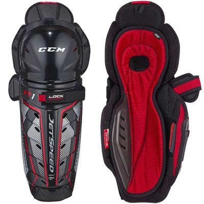 CCM CCM JETSPEED FT1 SENIOR SHINGUARDS