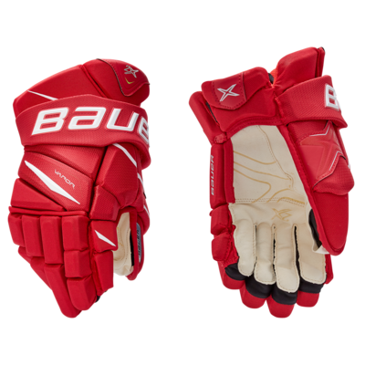 BAUER BAUER VAPOR 2X SENIOR HOCKEY GLOVES