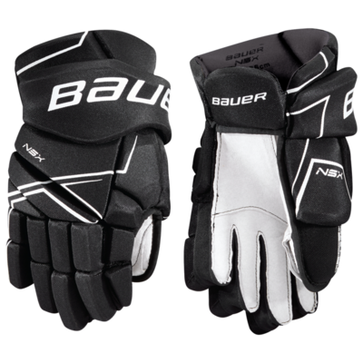 BAUER BAUER NSX JUNIOR HOCKEY GLOVES