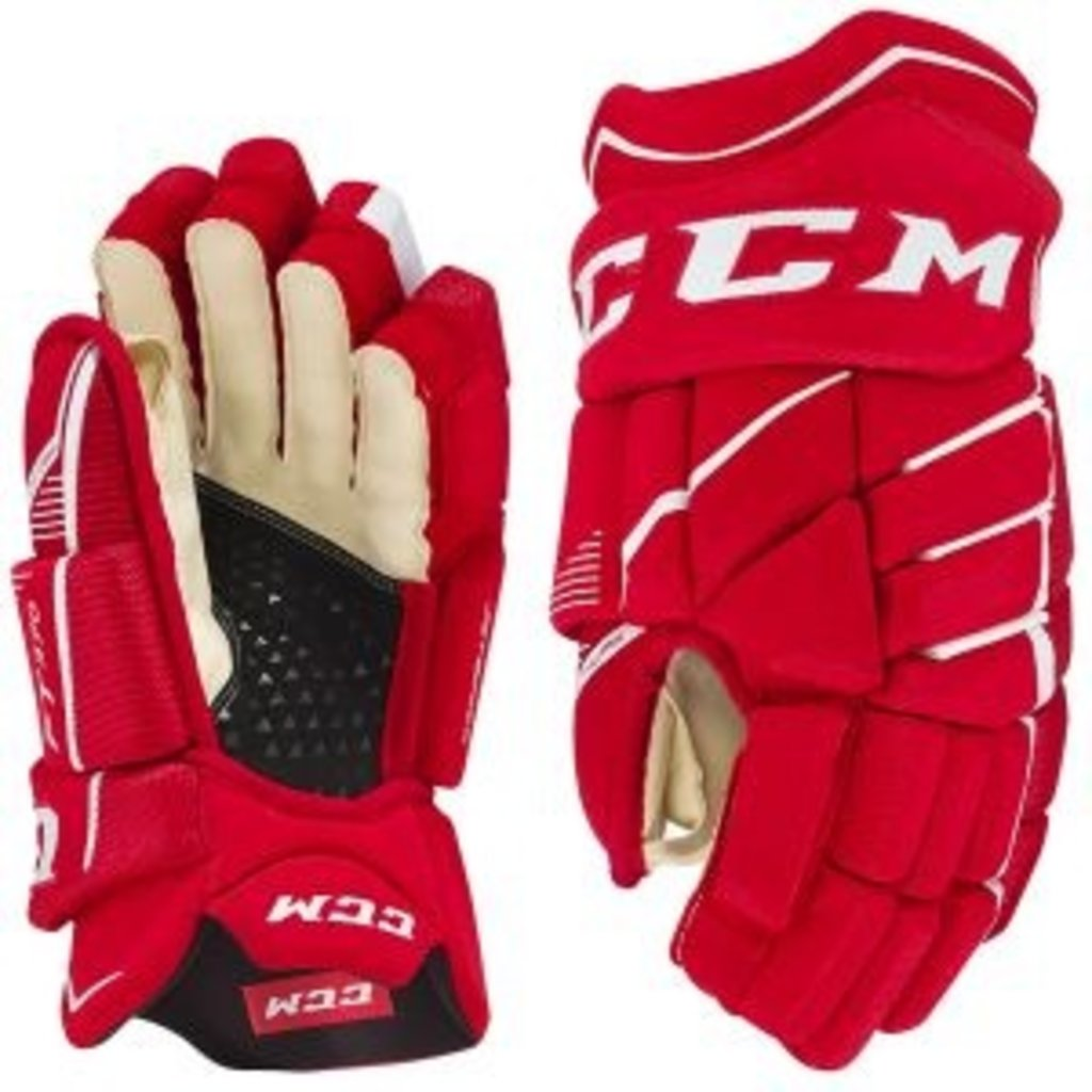 CCM CCM JETSPEED FT370 JUNIOR HOCKEY GLOVES