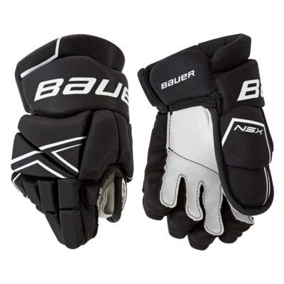 BAUER BAUER NSX YOUTH HOCKEY GLOVES