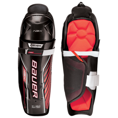 BAUER BAUER NSX JUNIOR SHINGUARDS