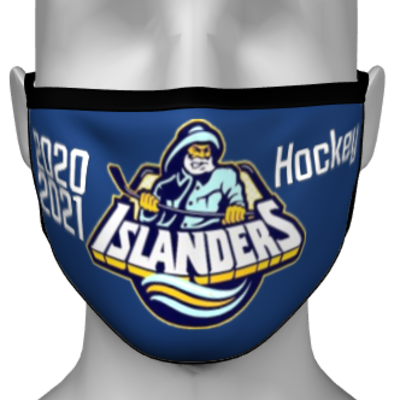 DOIRONS GRAND MANAN ISLANDERS PPE FACE MASK