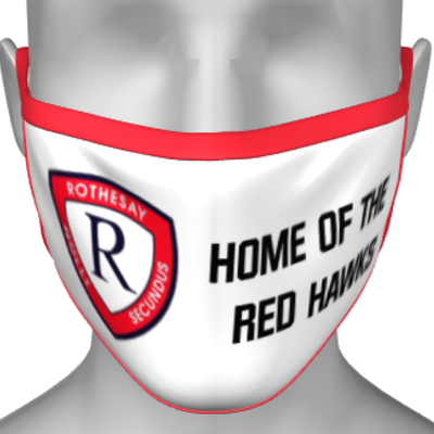 DOIRONS ROTHESAY HIGH SCHOOL PPE FACE MASK