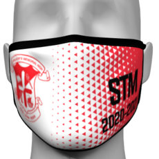 DOIRONS ST MALACHY'S HIGH SCHOOL PPE FACE MASK