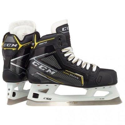 CCM CCM SUPER TACKS 9370 JUNIOR GOAL SKATES
