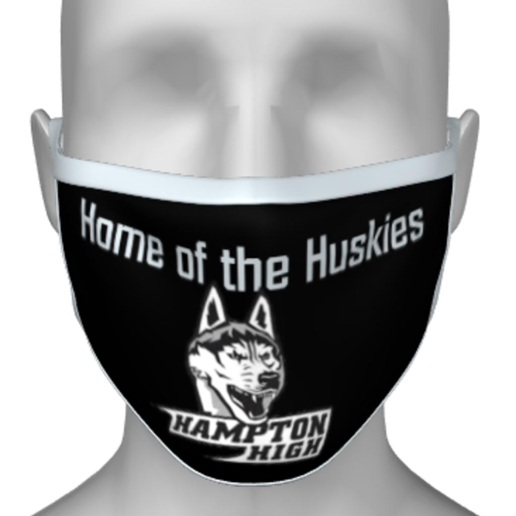 DOIRONS HAMPTON HIGH SCHOOL PPE FACE MASK