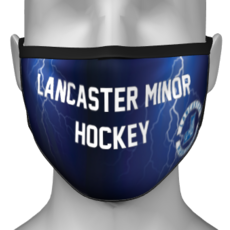 DOIRONS LANCASTER MINOR HOCKEY  PPE FACE MASK