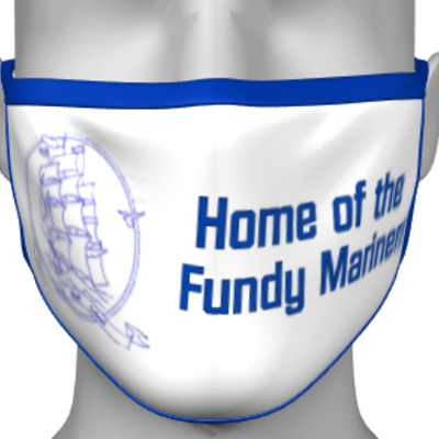 DOIRONS BAYSIDE MIDDLE SCHOOL PPE FACE MASK