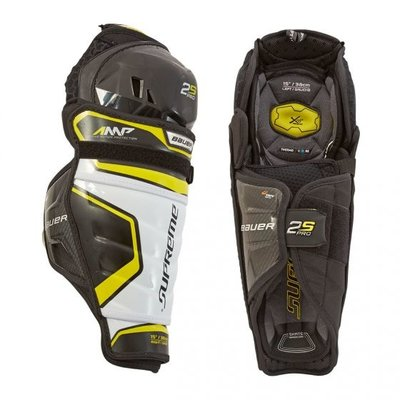 BAUER BAUER SUPREME 2S PRO JUNIOR SHINGUARDS