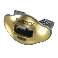 SHOCK DOCTOR INTERCHANGE CHASSIS CHROME MOUTHGUARD