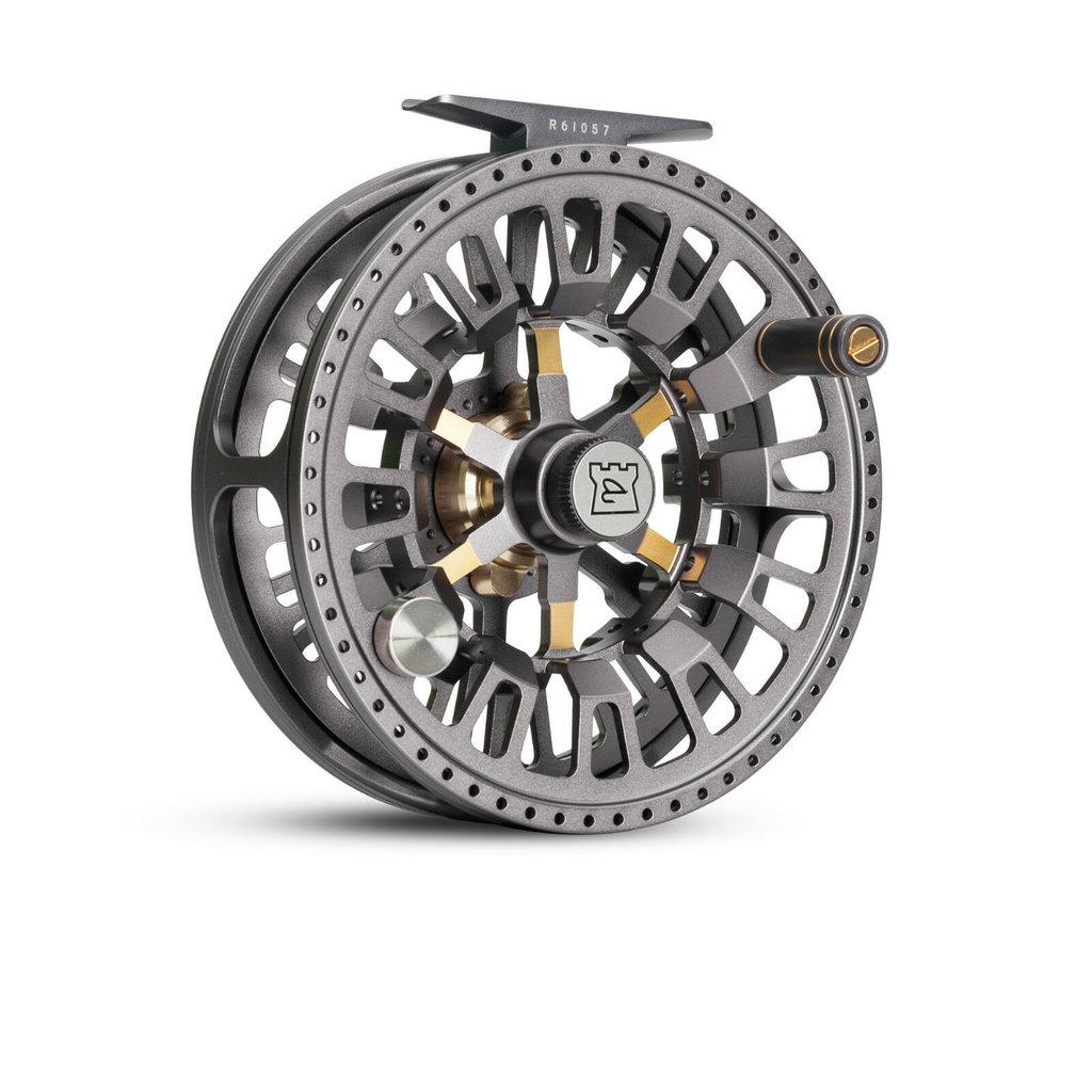 PURE FISHING 1371047 HRECADT080 HARDY ULTRALITE CADD REEL