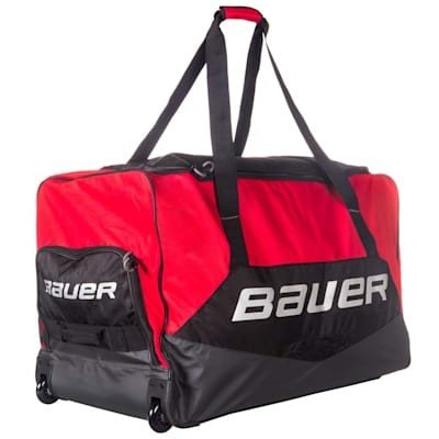 BAUER BAUER S19 PREMIUM JR WHEEL BAG