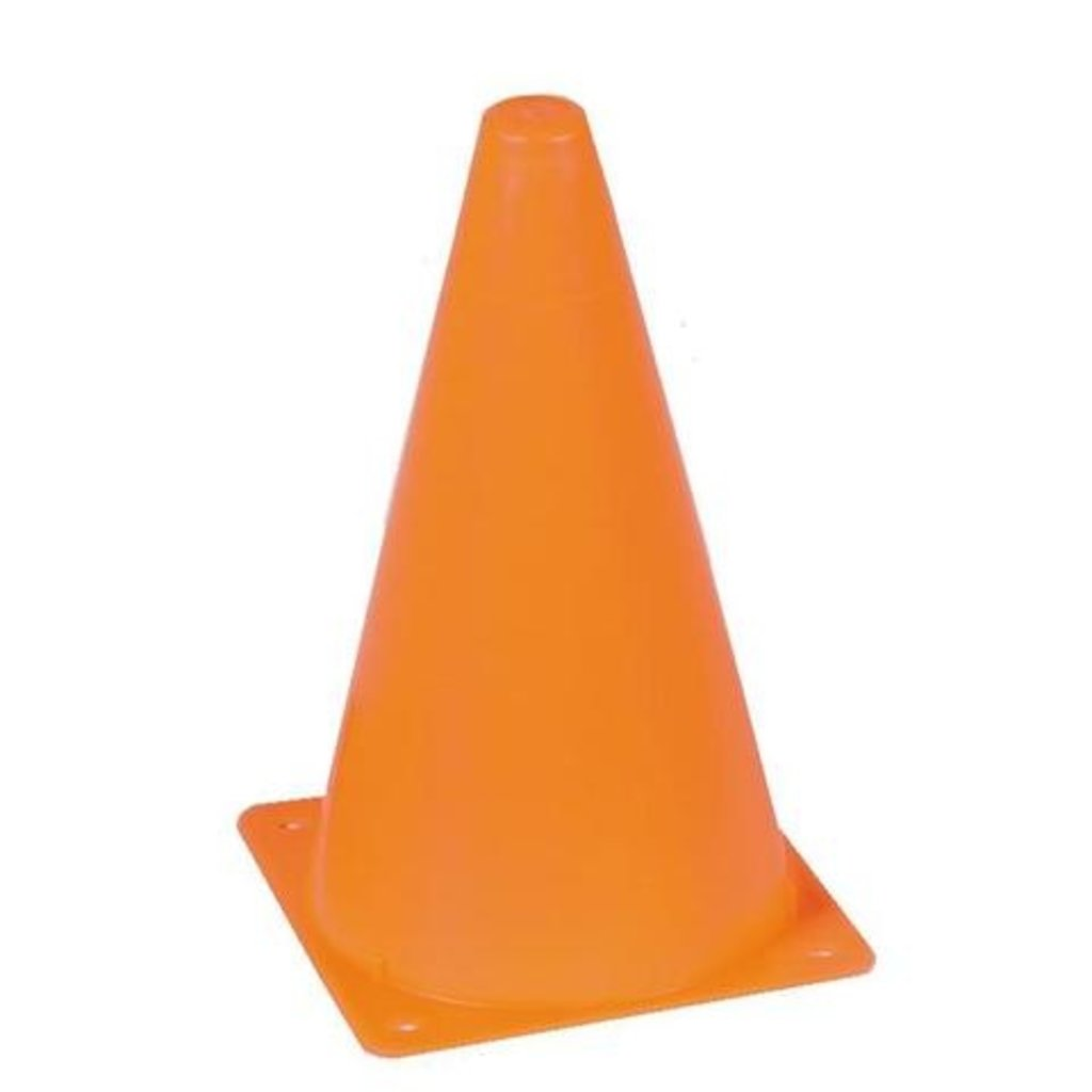 "SIDELINES SPORTS SIDELINES 9"" ORANGE PYLON"