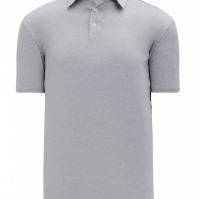 ATHLETIC KNIT AK A1810M ADULT CLASSIC ONE COLOR POLO
