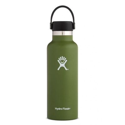 HYDRO FLASK HYDRO FLASK 18 OZ STANDARD MOUTH WITH FLEX CAP