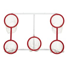 WINNWELL HOCKEY CANADA HEAVY DUTY 5 HOLE SKILL NET
