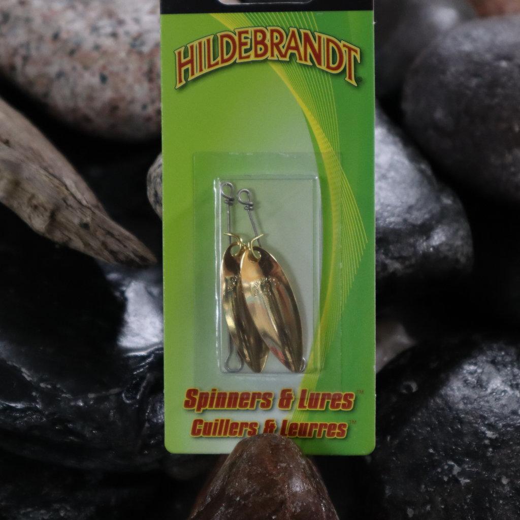 HILDEBRANDT HILDEBRANDT SPINNERS #3.5 SINGLE SLIM GOLD