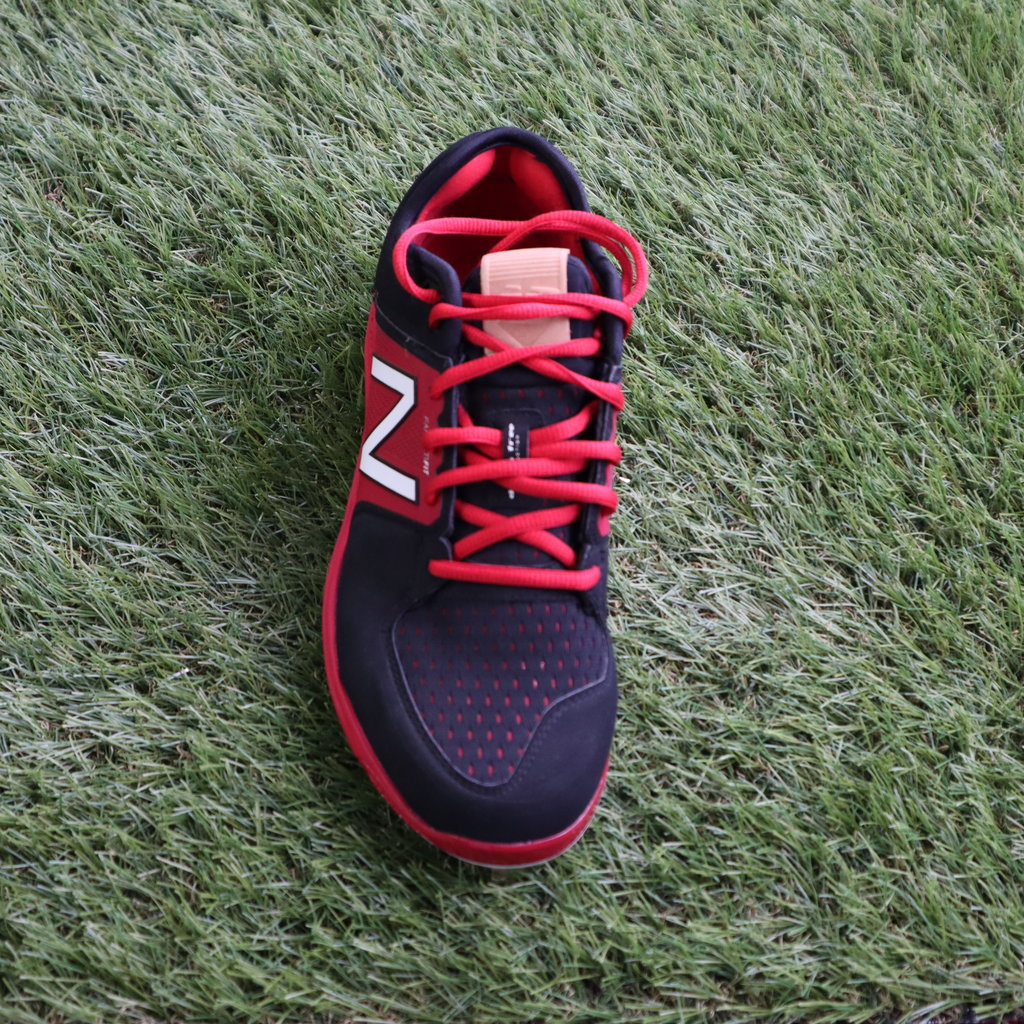 NEW BALANCE NEW BALANCE L3000 BLK/RED SIZE 8D BB CLE
