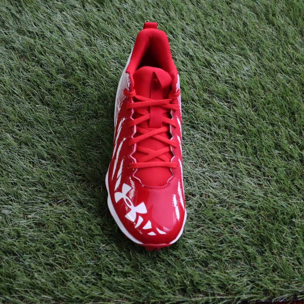 UNDERARMOUR UA  SPOTLIGHT FRANCHISE RM FOOTBALL CLEATS