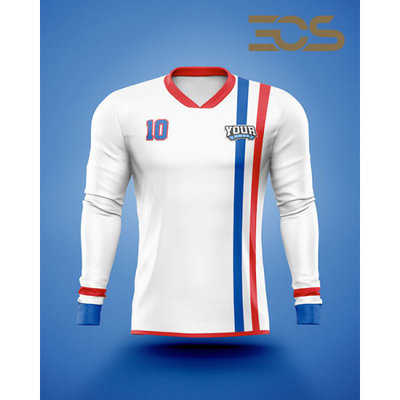 SPORTS EXCELLENCE DOIRON SPORTS EXCELLENCE SOCCER JERSEY 2000 SERIES LONG SLEEVE