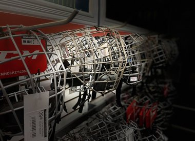 Helmet Cages