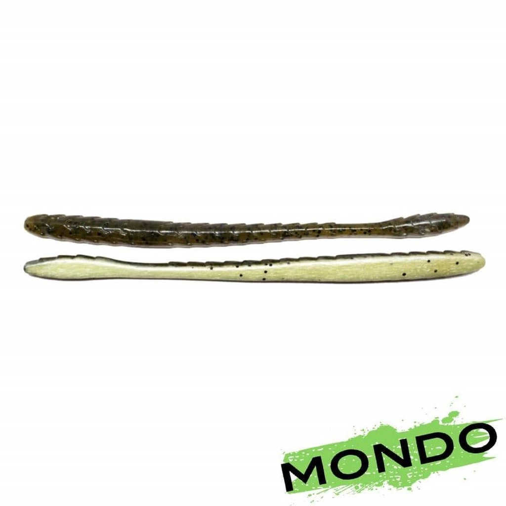 GOOGAN BAITS GOOGAN BAITS GSS SLIM SHAKE WORM 8""