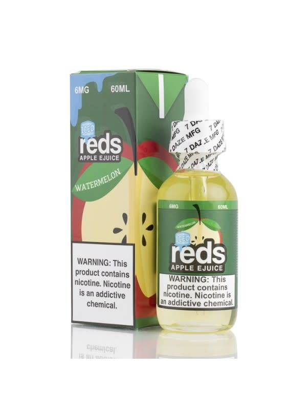 7 Daze 7 Daze Reds Apple Watermelon Juice Iced-60ml