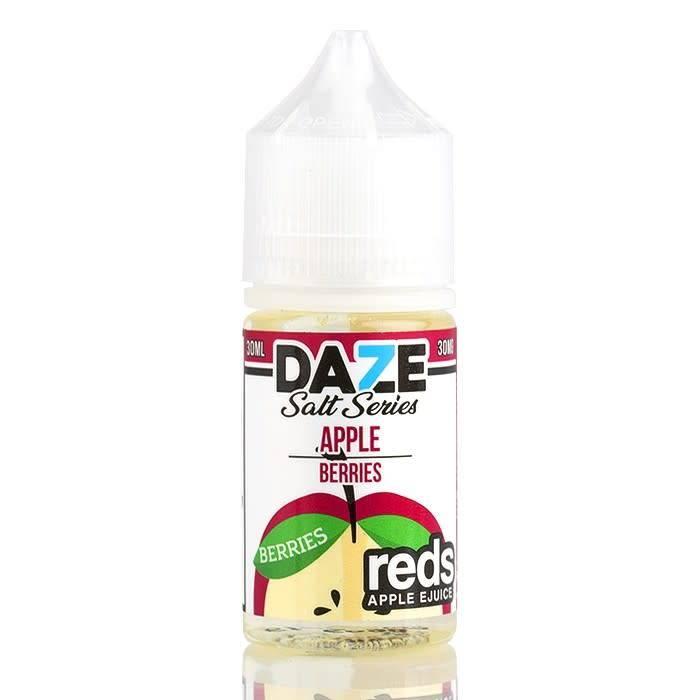 7 Daze 7 Daze Red's Salt Apple Juice-30ml