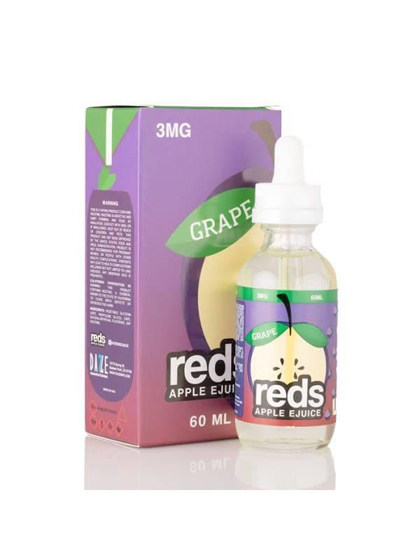 7 Daze 7 Daze Reds Apple Grape Juice-60ml