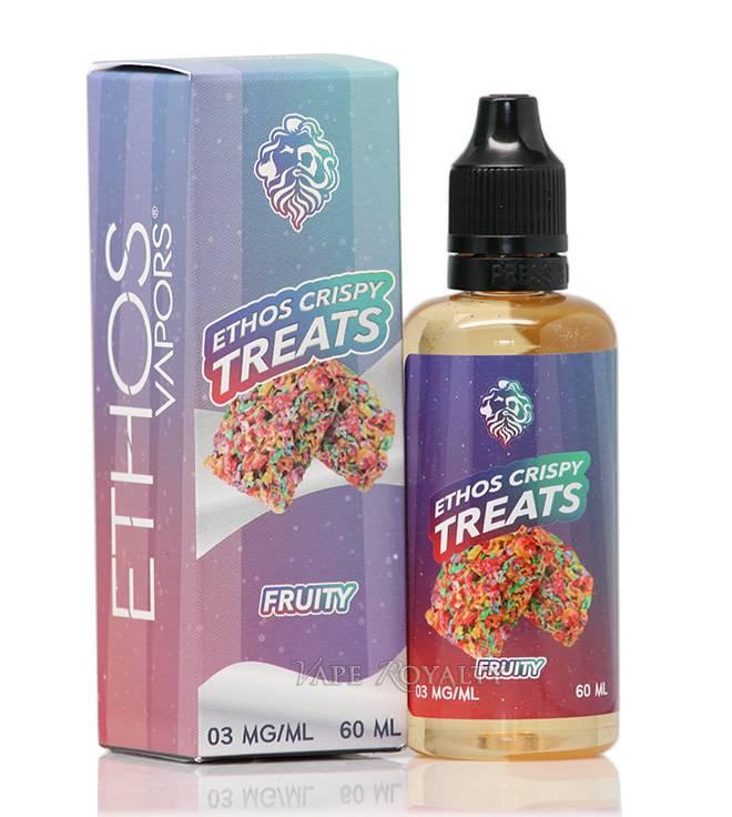 Ethos Ethos Vapor Fruity Crispy-60ml