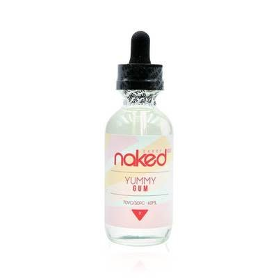 Naked 100 Naked 100 Triple Strawberry-60ml