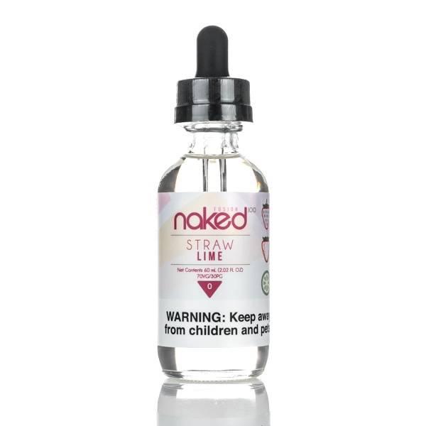 Naked 100 Naked 100 Straw Lime-60ml