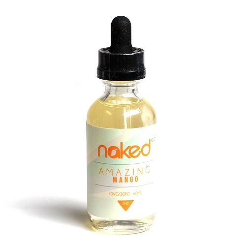 Naked 100 Naked 100 Amazing Mango-60ml