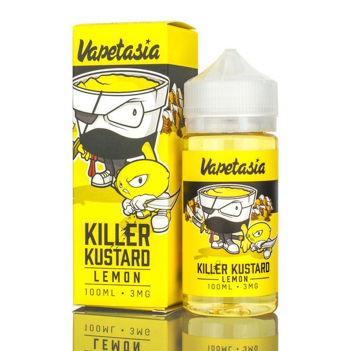 Vapetasia Vapetasia Killer Kustard Lemon-100ml