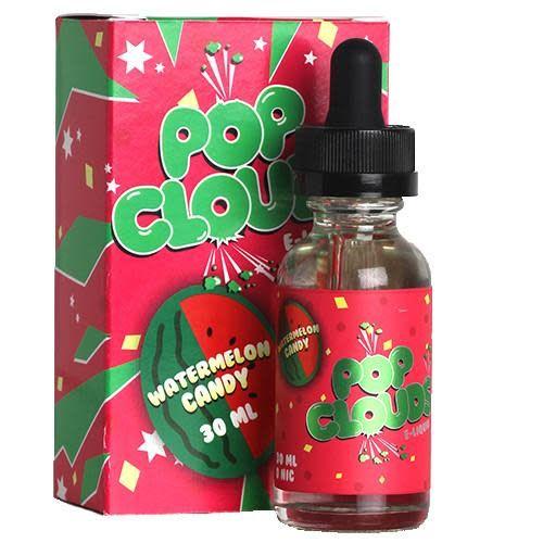 Pop Cloud Pop Clouds Watermelon Candy-60ml