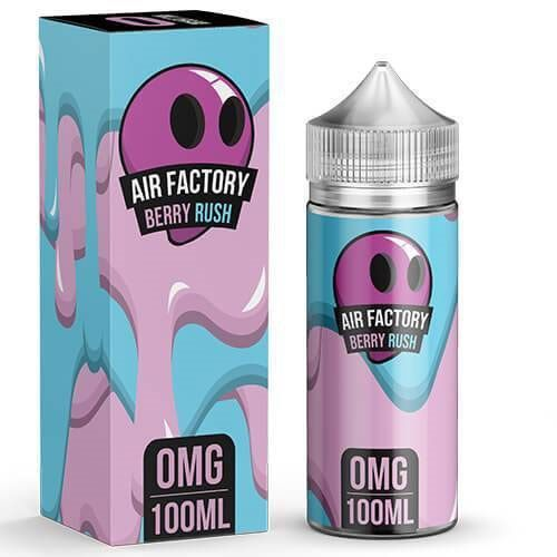 Air Factory Air Factory Berry Rush-100ml