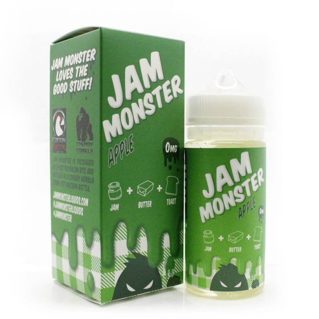 Jam Monster Jam Monster Apple-100ml