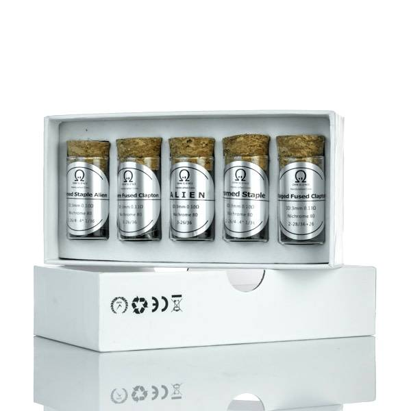 ohm science 5 in 1 coil set