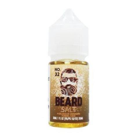 Beard Salts Beard Salts No. 32 Cinnamon Funnel Cake-30ml