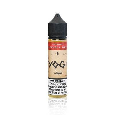 Yogi Yogi Strawberry Granola Bar Salts-30ml