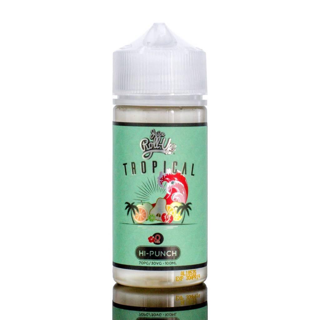 Juice Roll Upz Tropical Hi-Punch-100ml