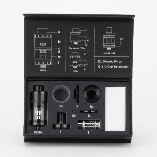 Aspire Aspire Quad Flex Survival Kit