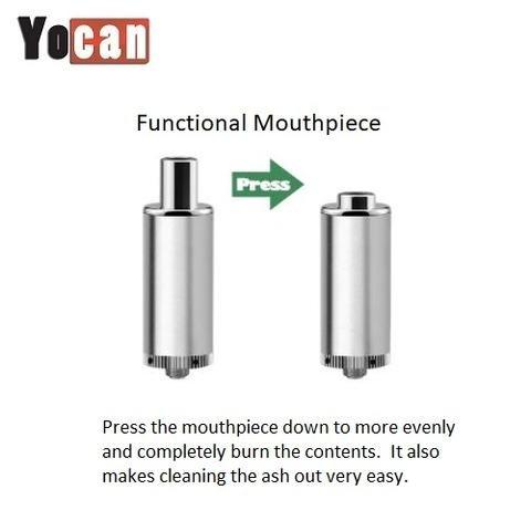 Yocan Yocan Evolve-D Plus Dry Herb Vape Pen Starter Kit