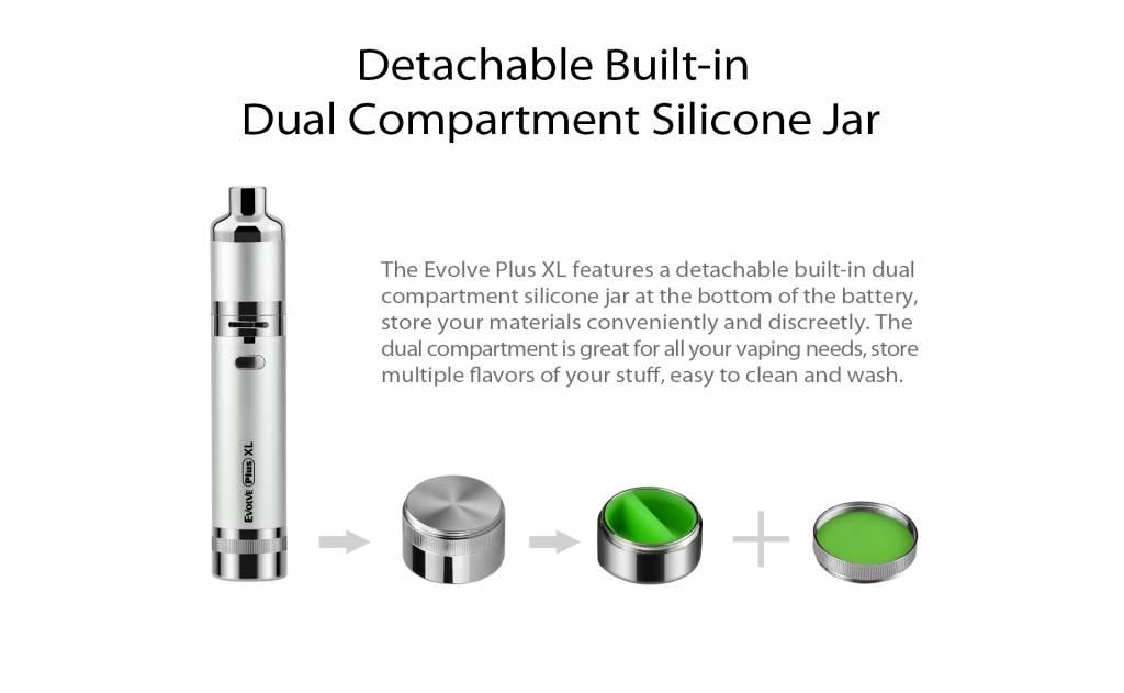 Yocan Yocan Evolve Plus XL Wax Vape Pen Starter Kit