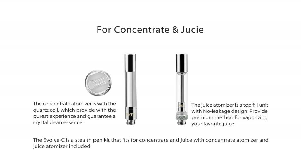 Yocan Yocan Evolve 3-in-1 Kit